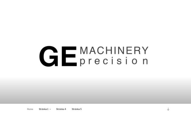 GE Machinery