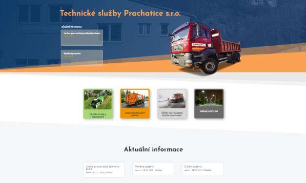 Technické služby Prachatice s.r.o.