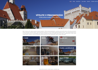 Visit Prachatice